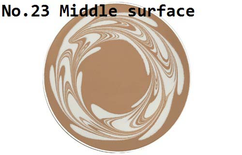 No.23 Middle surface